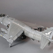 Sea Harrier FA.2 Airfix 1/72