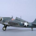 F4F-4 Hasegawa 1/72