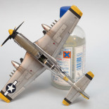 P-51D z Pacyfiku, Airfix 1/72