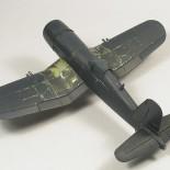 F4U-7 w barwach francuskich