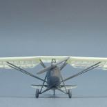 RWD-8 1/72 z drukowanymi skrzydłami