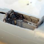 MiG-21PF 1/48 – Wnętrze kabiny