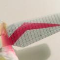 PZL P.1 sposób na maskowanie blachy falistej