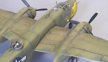 B-25G Italeri 1/72