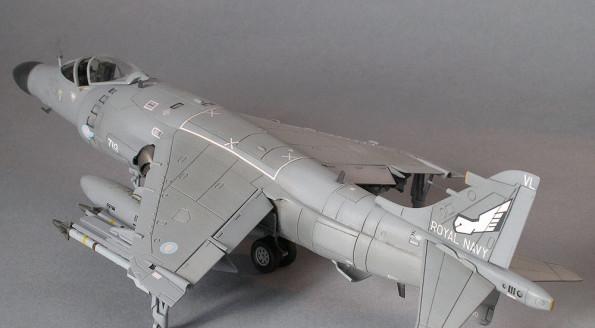Sea Harrier FA.2 Airfix 1/72
