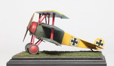 Fokker Dr.I 1/72 Eduard