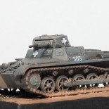 PzKpfw I Ausf.A FTF 1/72