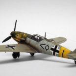 Bf 109 F-2 Zvezda 1/72