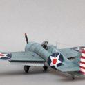 F4F-3 Wildcat 1/72 Hasegawa