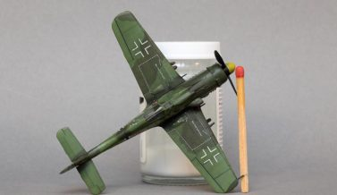 FW 190D-9 1/144 Platz