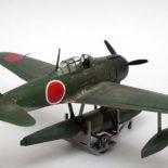 A6M2-N Rufe Hasegawa 1/72