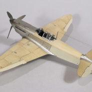 Jak-1b Army w wersji golas S-F